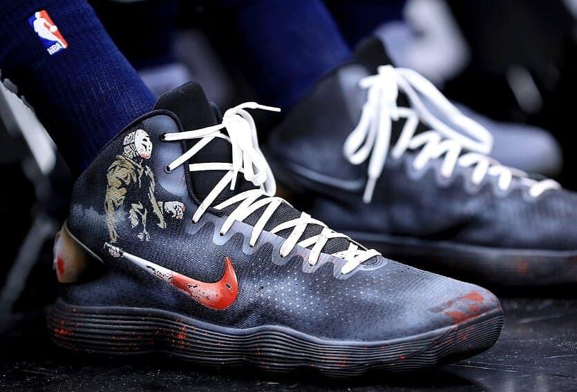 nba player custom shoes