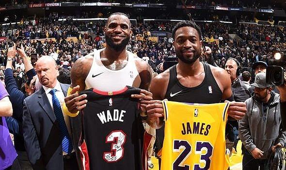 Do NBA Players wear new Jerseys every