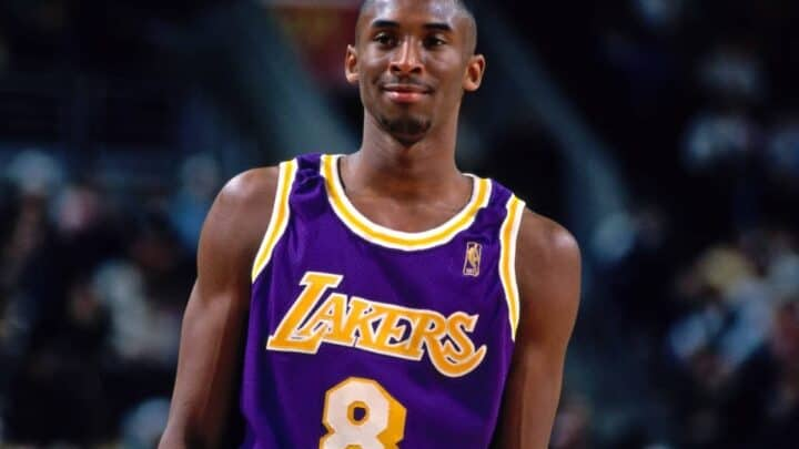 Kobe Bryants most iconic jerseys
