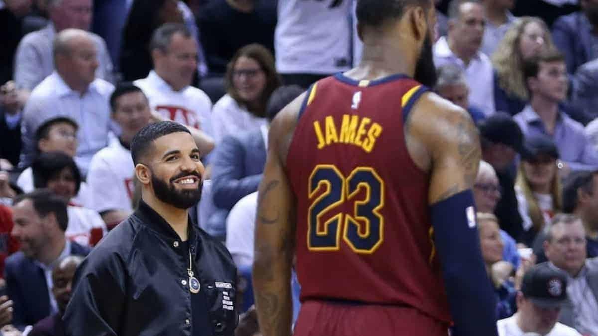 Why Does Drake Trash Talk NBA Players?